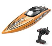 Vector SR80 Pro 70km/h 800mm 798-4P RC Boat with All Metal Hardwares Auto Roll Back Function