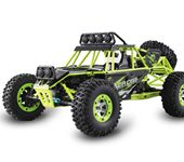 WLtoys 12428 RC Car 4WD 1/12 50km/h High Speed Racing Vehicle Electric Car 2.4G Remote Control Off-road Climbing Cars Toy for Kid