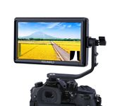 FEELWORLD S55 5.5 inch DSLR Camera Monitor 4K HDMI LCD IPS HD 1280x720 Display Field Monitor for Nikon Sony Canon