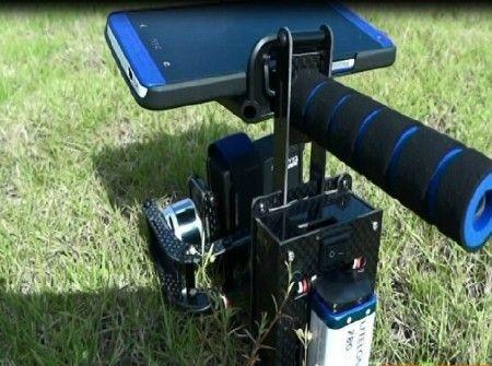 2 Axis Handheld Brushless Gimbal for go pro RTF