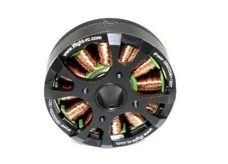 iPower Gimbal Brushless Motor GBM5208H-180T (for 600-1500gCamera