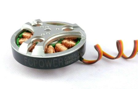 FC5210-180T Gimbal Brushless Motor (suit for SLR) Type C