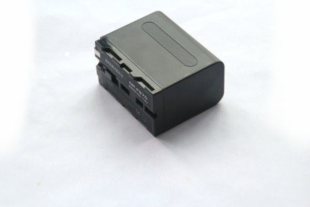 SF970 Battery tray, carger & Battery for FPV monitor