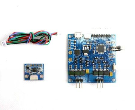 BGC 2-axis Brushless Gimbal Controller - Large Current Edition