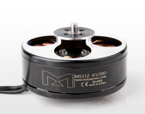 Sunnysky M5312 KV390 Brushless Motor 6S for RC Multicopters