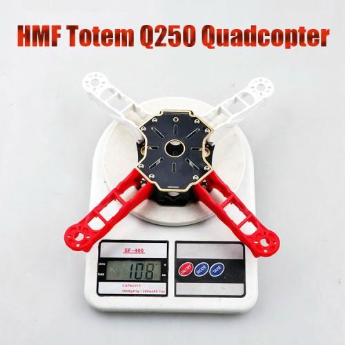 HMF Totem Q250 250mm 4-Axis Quadcopter Frame Kit