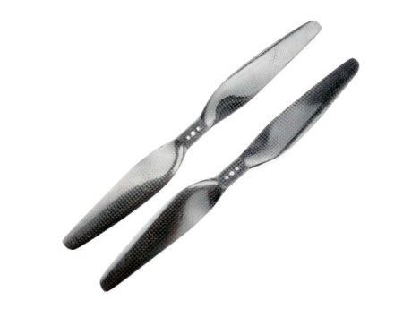 Carbon Fiber Propeller 17x5.5 Set CW/CCW