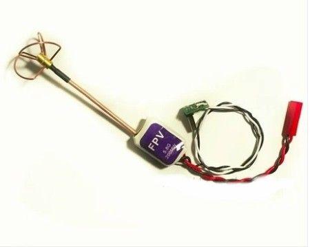 GoPro RTF 5.8G 200mW A/V Transmitter FVM200 W/ Clover Ante 10g
