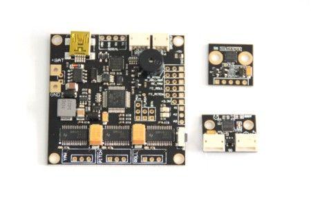 BaseCam (AlexMos) SimpleBGC 3rd axis V3 32bit controller
