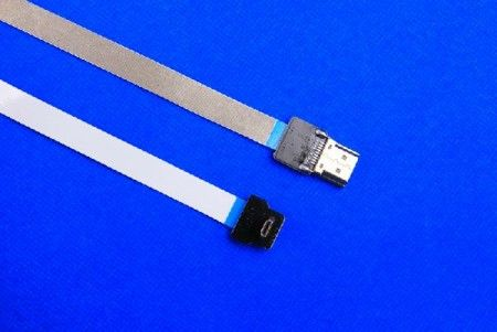 Soft Shielded HDMI to Micro HDMI Conversion Cable for GH4