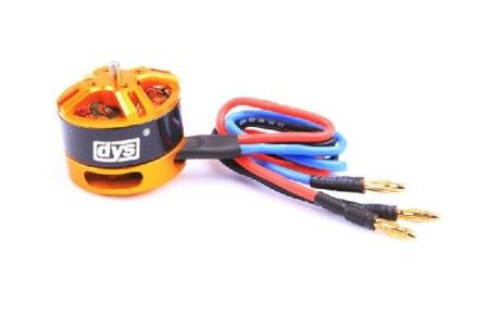 DYS BE1806 / 1400KV 2-4S OutrunnerMotor