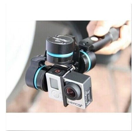 Handle Brushless Feiyu FY-G3Ultra 3-Axis Gopro Steady Gimbal Cam