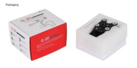 G-2D Brushless Gimbal for iLook/Gopro Hero 3/Sony (Plastic)