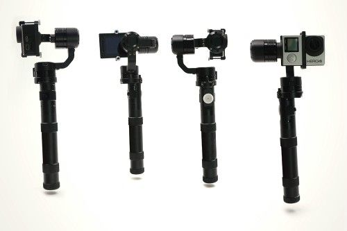 Magic 3 axis Handheld Gimbal for gopro 3 Alexmos