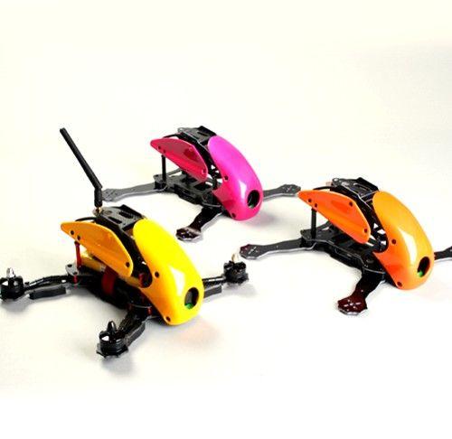 Robocat mm fpv racing mini quadcopter kit frame